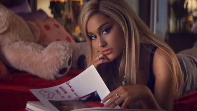 Ariana Grande 'thank you, next' by Hannah Lux Davis