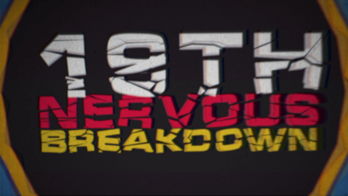 The Rolling Stones '19th Nervous Breakdown (Lyric Video)' by Lucy Dawkins & Tom Readdy