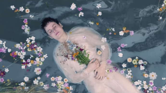 Christine And The Queens 'Comme Si' by David Wilson