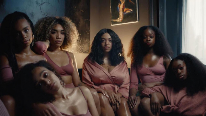 Mahalia & Kojey Radical 'One Night Only' by KLVDR - now signed to Pulse Films