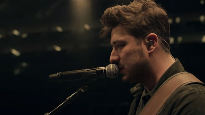 Mumford & Sons 'Delta (Live at the O2)' by Dick Carruthers
