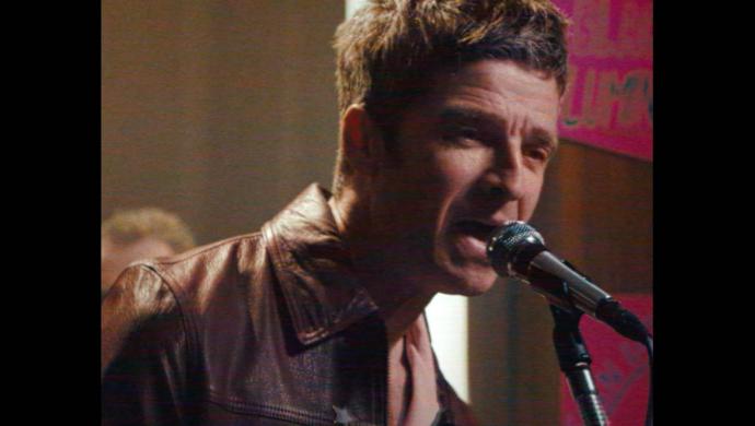 Noel Gallagher's High Flying Birds 'Black Star Dancing' Dan Cadan & Jonathan Mowatt