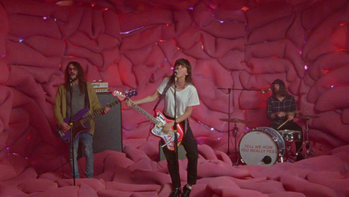 Courtney Barnett 'Everybody Here Hates You' by Danny Cohen