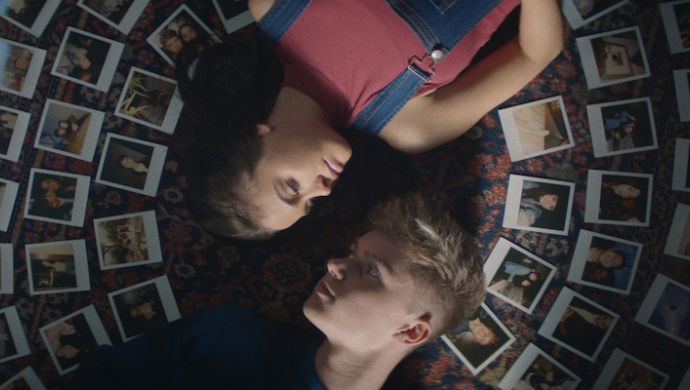 HRVY 'I Don't Think About You' by Ivanna Borin
