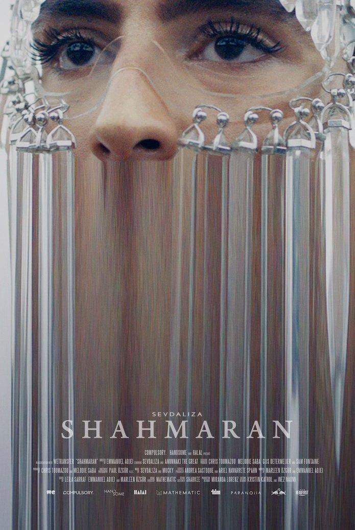 Sevdaliza 'Shahmaran' by Emmanuel Adjei