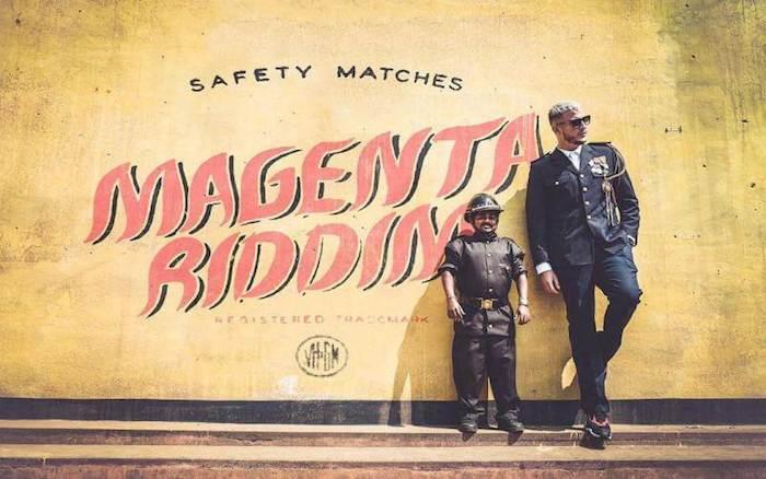 DJ Snake 'Magenta Riddim' by Vania Heymann and Gal Muggia