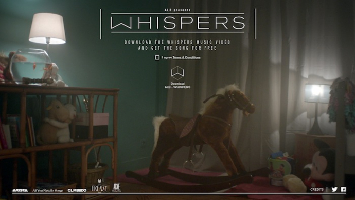 ALB 'Whispers Under The Moonlight' by Casper Balslev