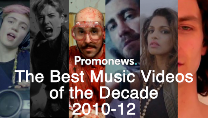 The Best Music Videos Of The Decade: 2010 - 12