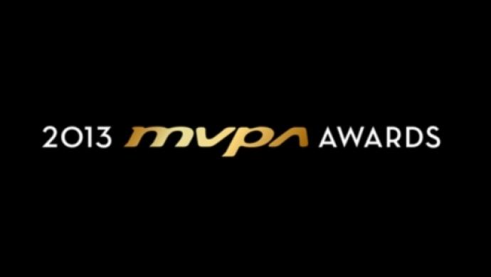 2013 MVPA Awards – all the winners