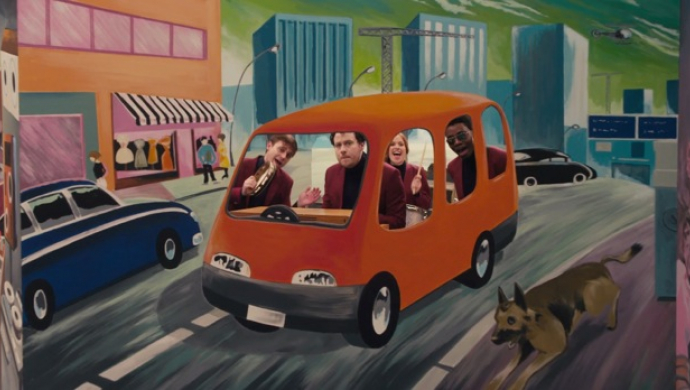 Metronomy 'Love Letters' by Michel Gondry