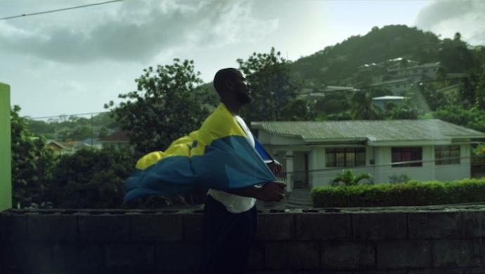 Marlon Roudette 'Everybody Feeling Something' by Alexander Brown