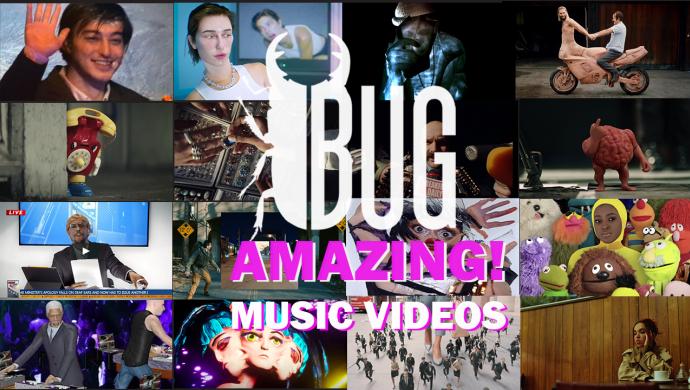 """BUG launches new """"AMAZING!"""" playlist"""