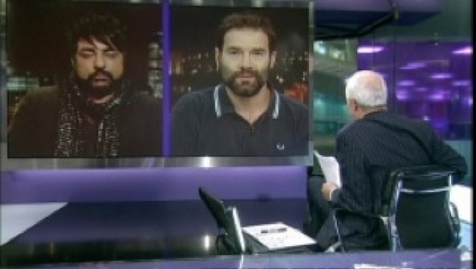 Adam Buxton defends 6Music on Channel Four News