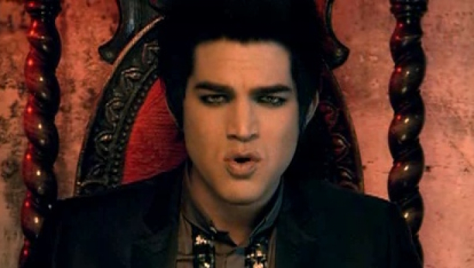 Adam Lambert's For Your Entertainment by Ray Kay