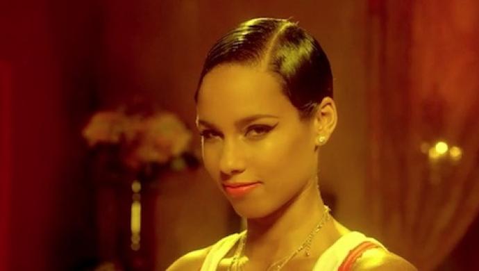 Alicia Keys 'Girl On Fire' by Sophie Muller