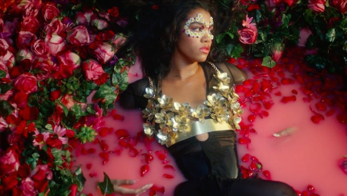 Amber Mark 'Love Me Right' by Sophia Ray