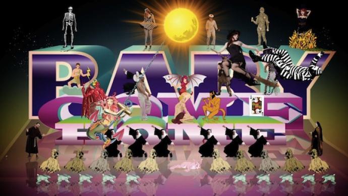 Scissor Sisters 'Baby Come Home' by Lorenzo Fonda