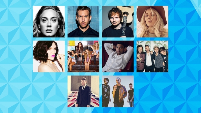 BRIT Awards 2016 - British Artist Video Of The Year noms in weekly Twitter vote