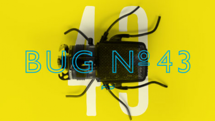 Sara Pascoe to host BUG 43 on July 17th