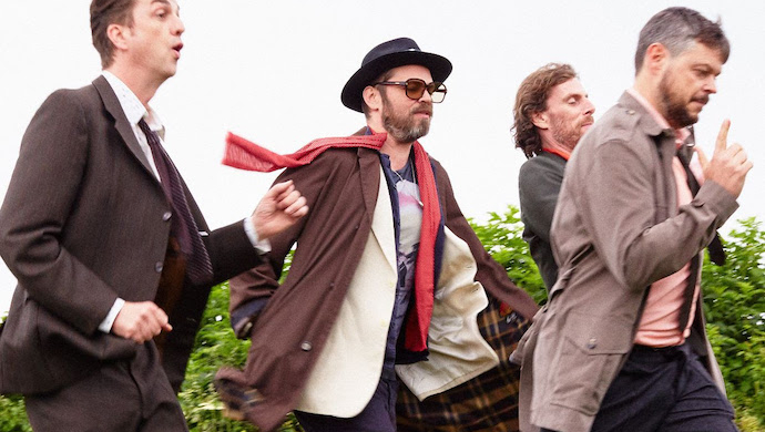 Supergrass join Adam Buxton at BUG on March 5th
