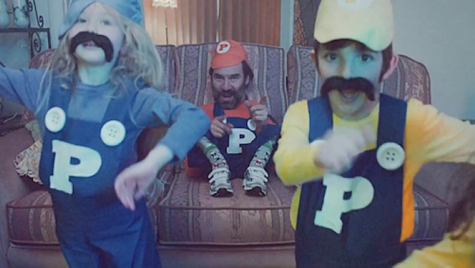 Adam Buxton 'Party Pom Pom' by Dougal Wilson