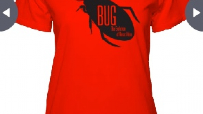 New BUG T-shirts – now on sale!