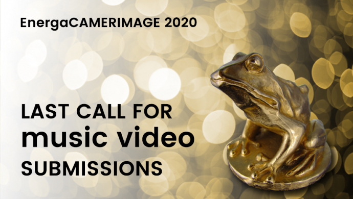 EnergaCAMERIMAGE 2020 - Music Videos Competition entry deadline on 31st July