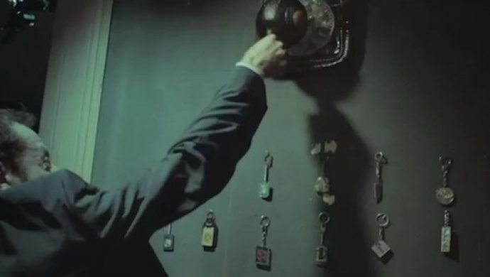 Bertie Blackman 'Mercy Killer' - Director's Cut by Chino Moya