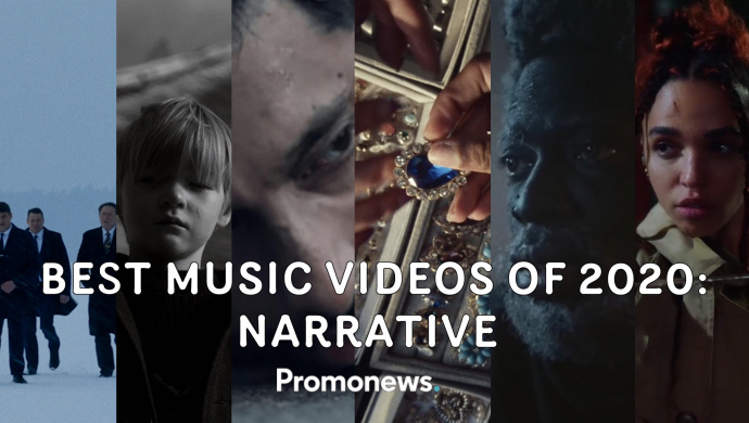 Best Music Videos of 2020: Narrative