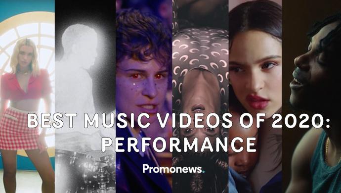 Best Music Videos of 2020: Performance