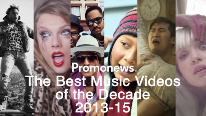 The Best Music Videos Of The Decade: 2013 - 15