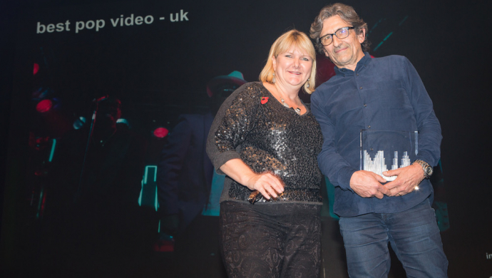 The UK Music Video Awards 2015 - Colin Tilley wins Video Of The Year for Kendrick Lamar's Alright, David Wilson takes Best Director and David Mallet accepts Icon Award on night to remember