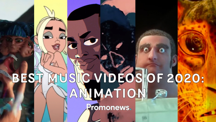 Best Music Videos of 2020: Animation
