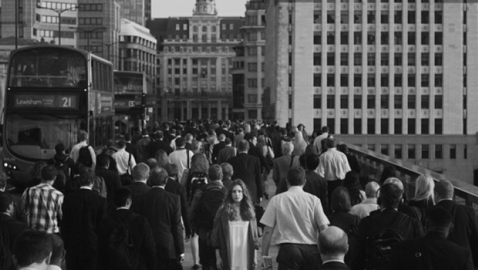 Birdy 'People Help The People' by Adam Powell