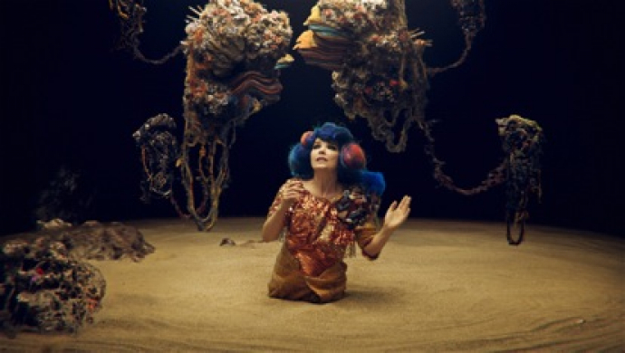 Björk 'Mutual Core' by Andrew Thomas Huang – just signed to Colonel Blimp