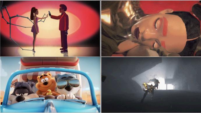 Blinkink add four directors: Jack Brown, Danaé Gosset, Louis Clichy and Balázs Simon