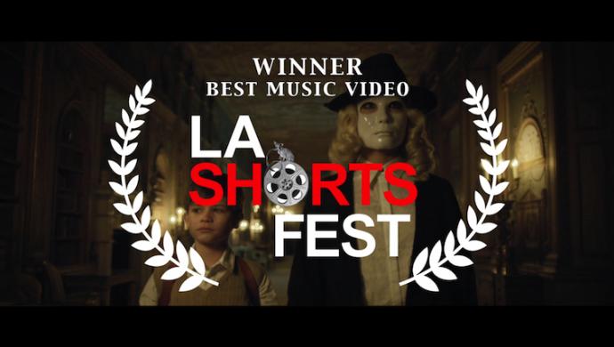 Bouha Kazmi wins best video prize at LA Shorts Festival