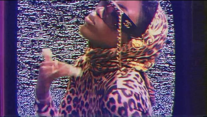 Bree Runway ft Yung Baby Tate 'Damn Daniel' by Gemma Yin