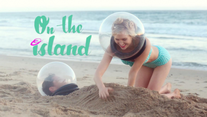 Brian Wilson ft She & Him 'On The Island' by Will Kindrick