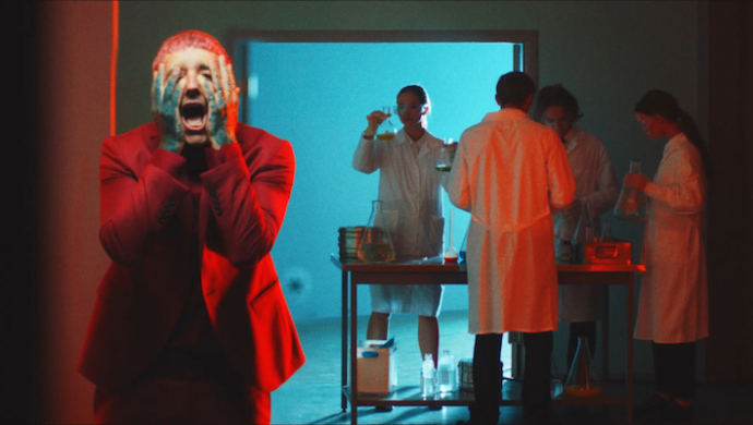 Bring Me The Horizon 'Mantra' (Director's Cut) by Alex Southam