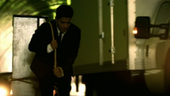 Bruno Mars' Grenade by Nabil