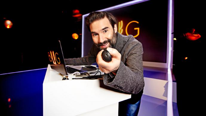 BUG comes to TV as 'Adam Buxton's Bug' premieres tonight on Sky Atlantic