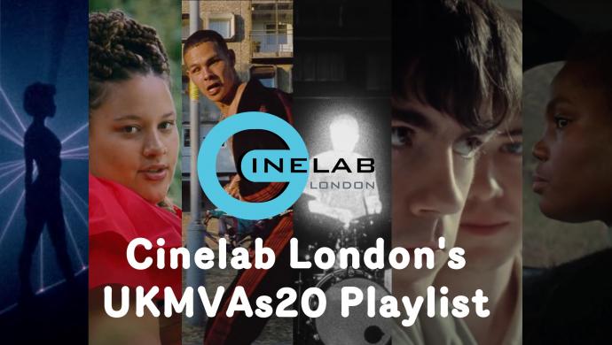 Shot on Film: Cinelab London's UKMVAs20 Playlist