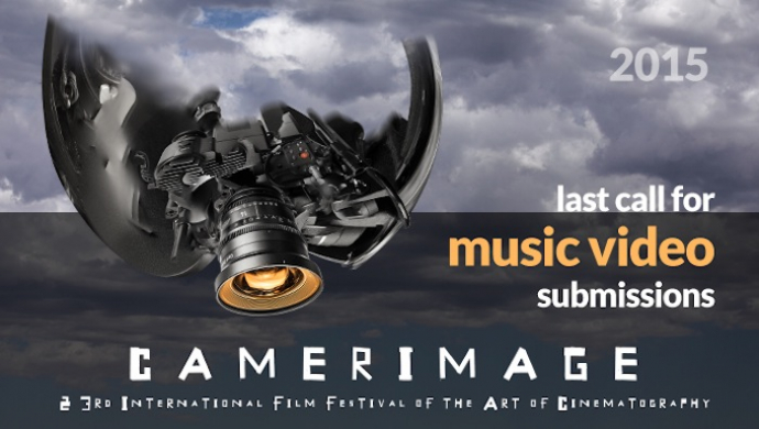 Camerimage Festival 2015: Last call for music video submissions