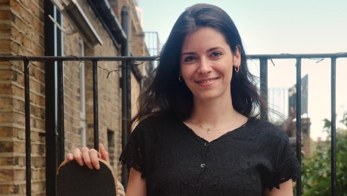 Work & Life Q&A: Caroline Morin, Wash