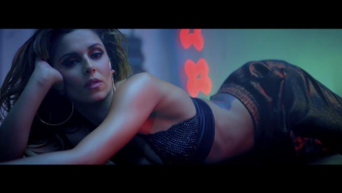Cheryl Cole 'Crazy Stupid Love' by Colin Tilley