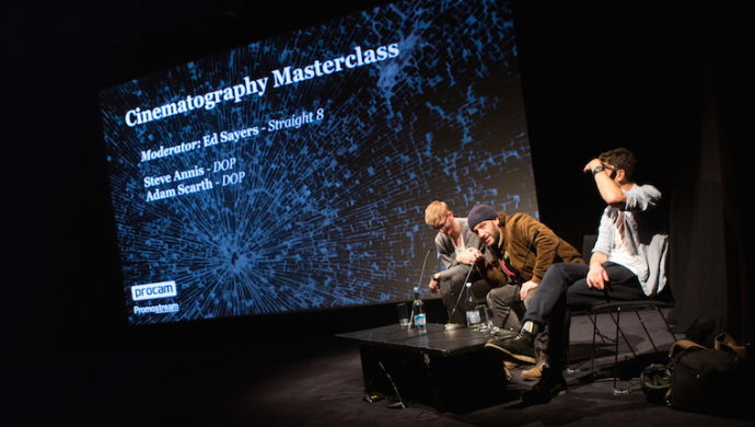 MusicVidFest 2015 Round-Up 2: Cinematography Masterclass, VR Technology and Mike O'Keefe's Keynote