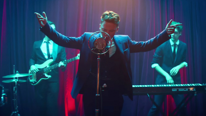 Conor Maynard 'Royalty' by Courtney Phillips