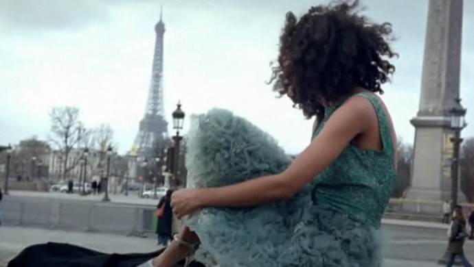 Corinne Bailey Rae's Paris Nights, New York Mornings by Charles Mehling