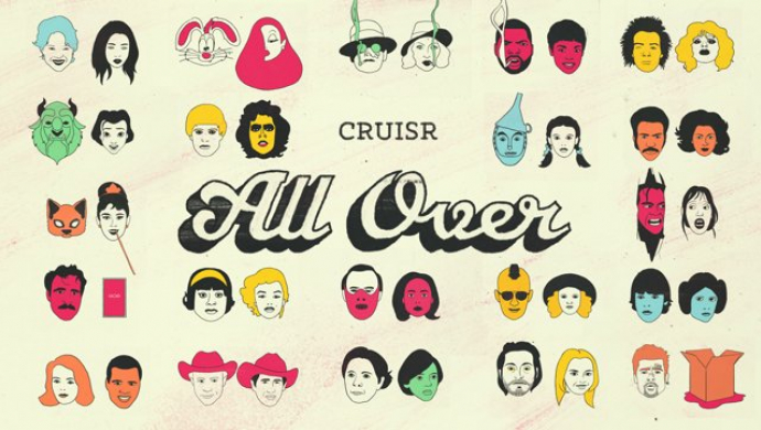 Cruisr 'All Over' by Chris Carboni